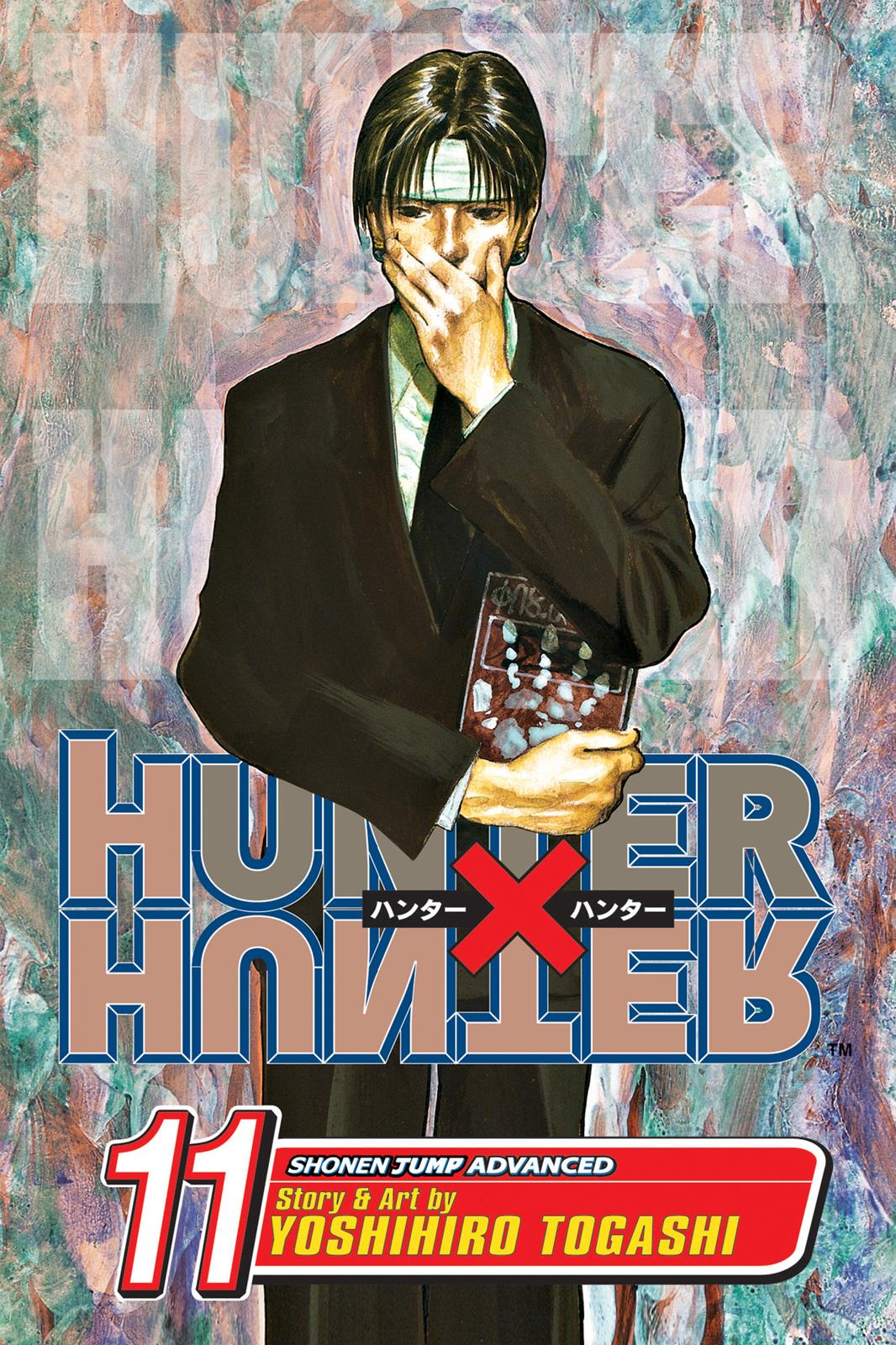 Hunter X Hunter, Chapter 94 image 001