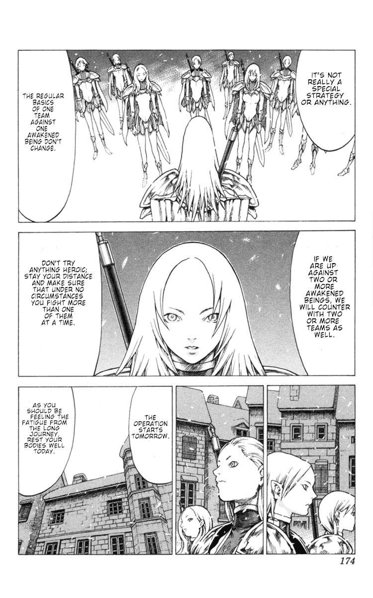 Claymore, Chapter 51 image 016