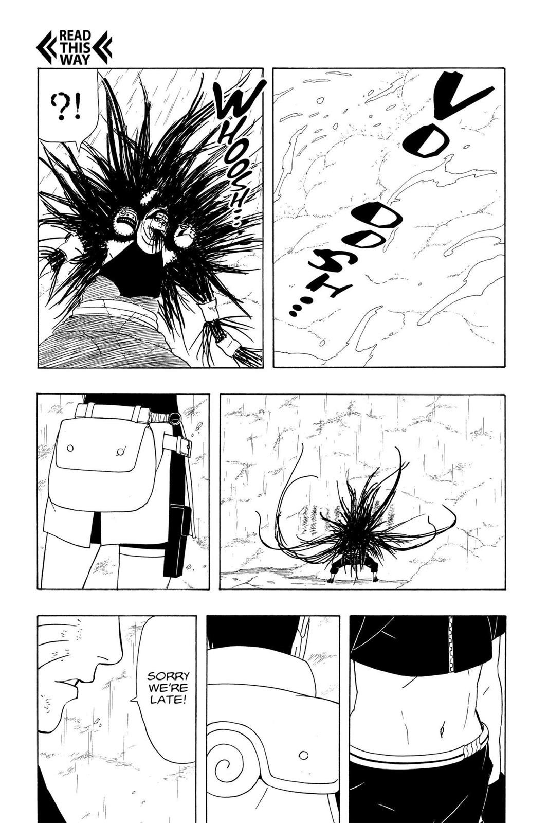 Naruto, Chapter 337 image 017