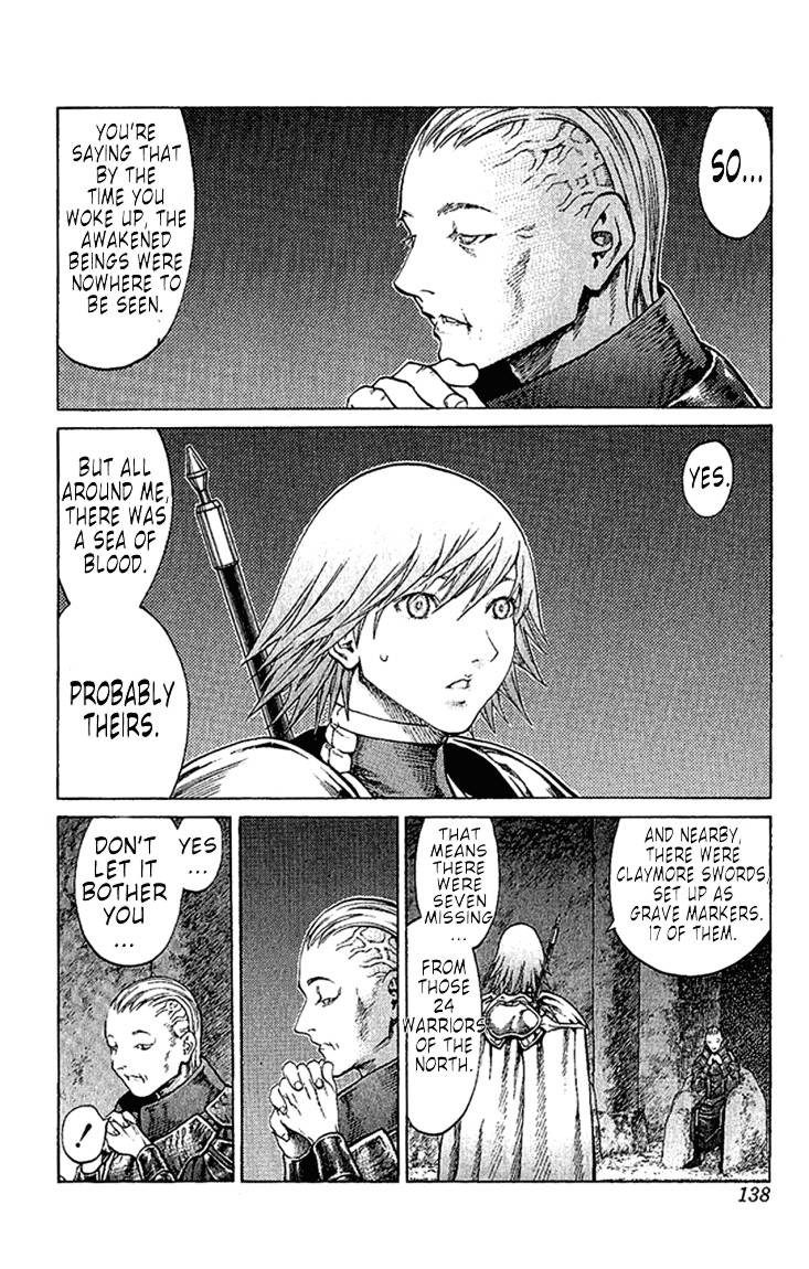 Claymore, Chapter 68 image 003