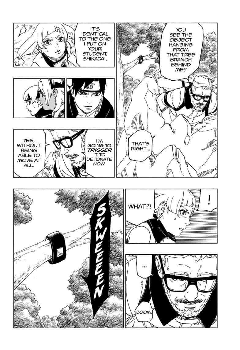 Boruto Manga, Chapter 44 image 036