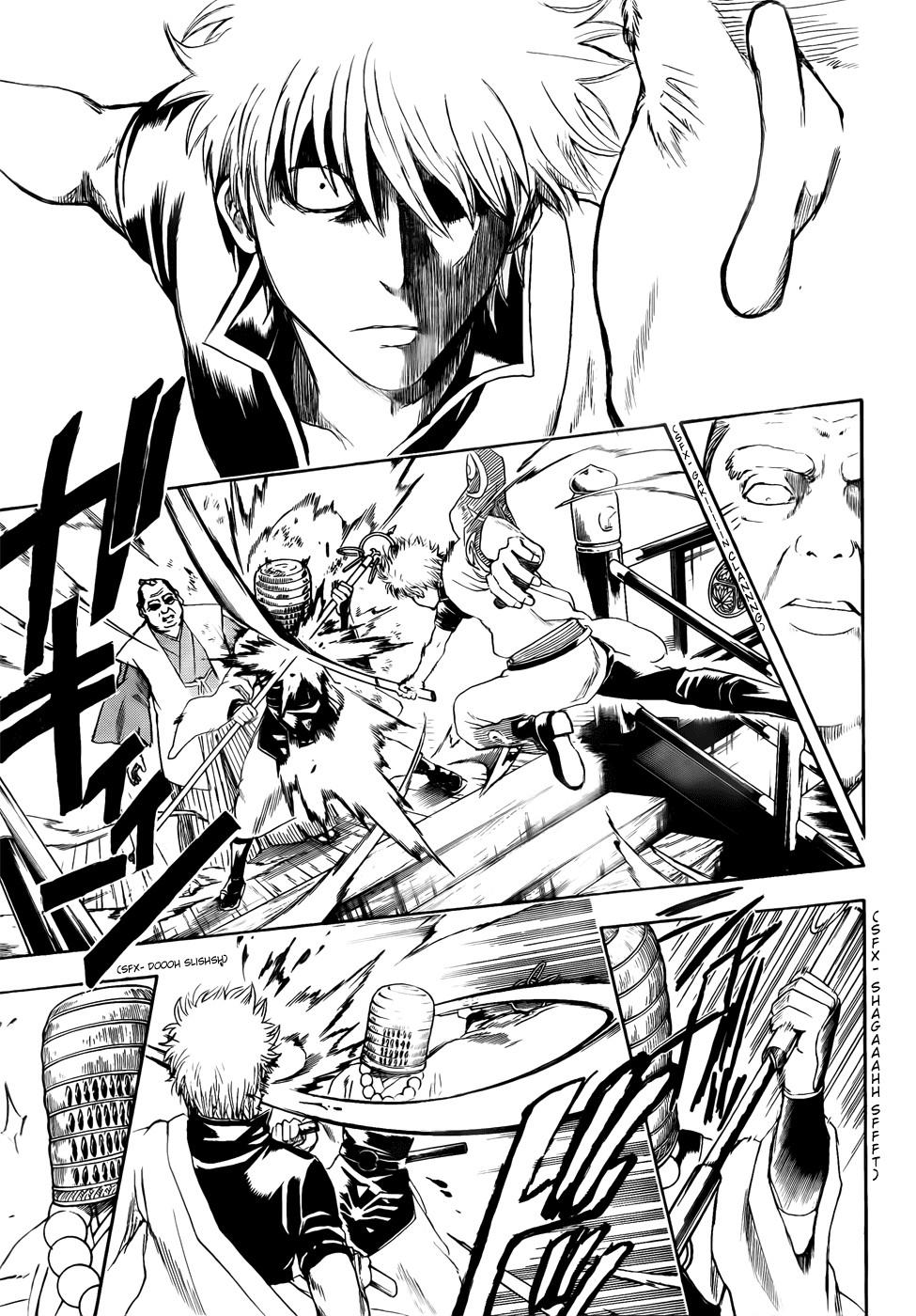 Gintama Chapter, 391 image 017