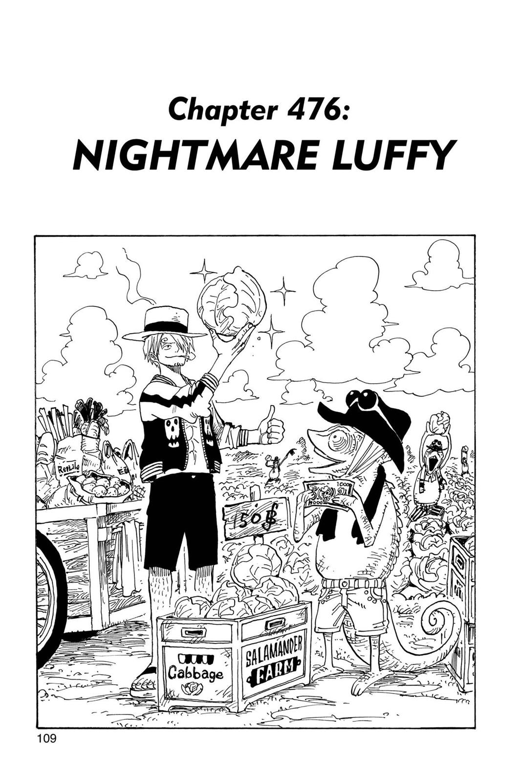 One Piece, Chapter 476 image 001