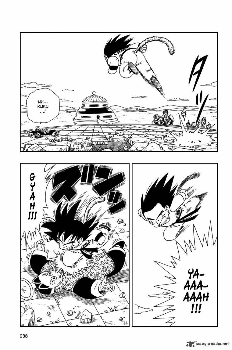 Dragon Ball, Chapter 107 image 008