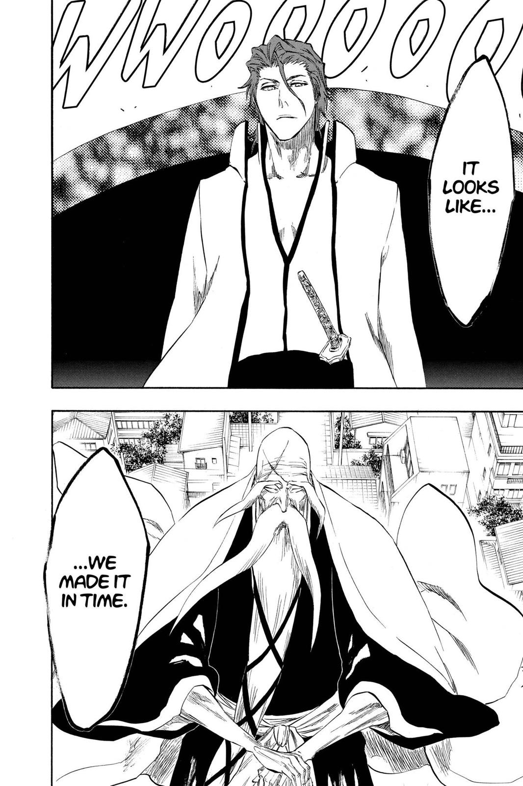 Bleach, Chapter 315 image 007