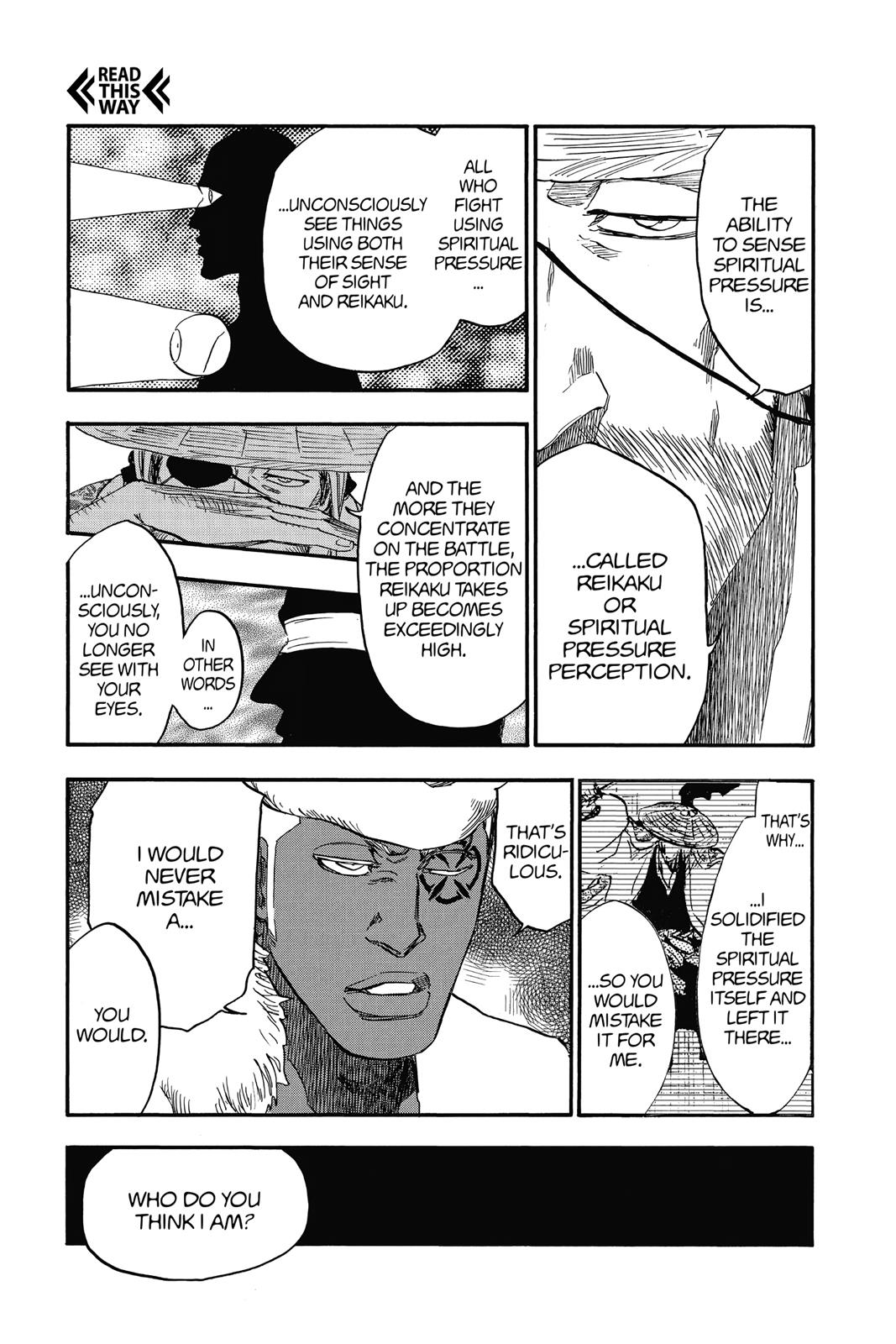 Bleach, Chapter 645 image 009