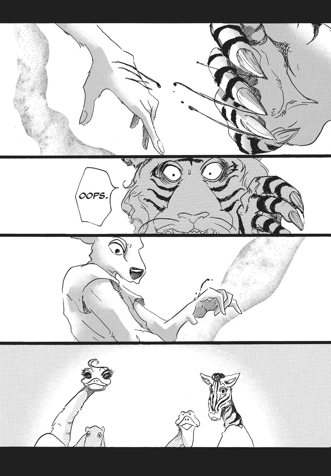 Beastars Manga, Chapter 30 image 009