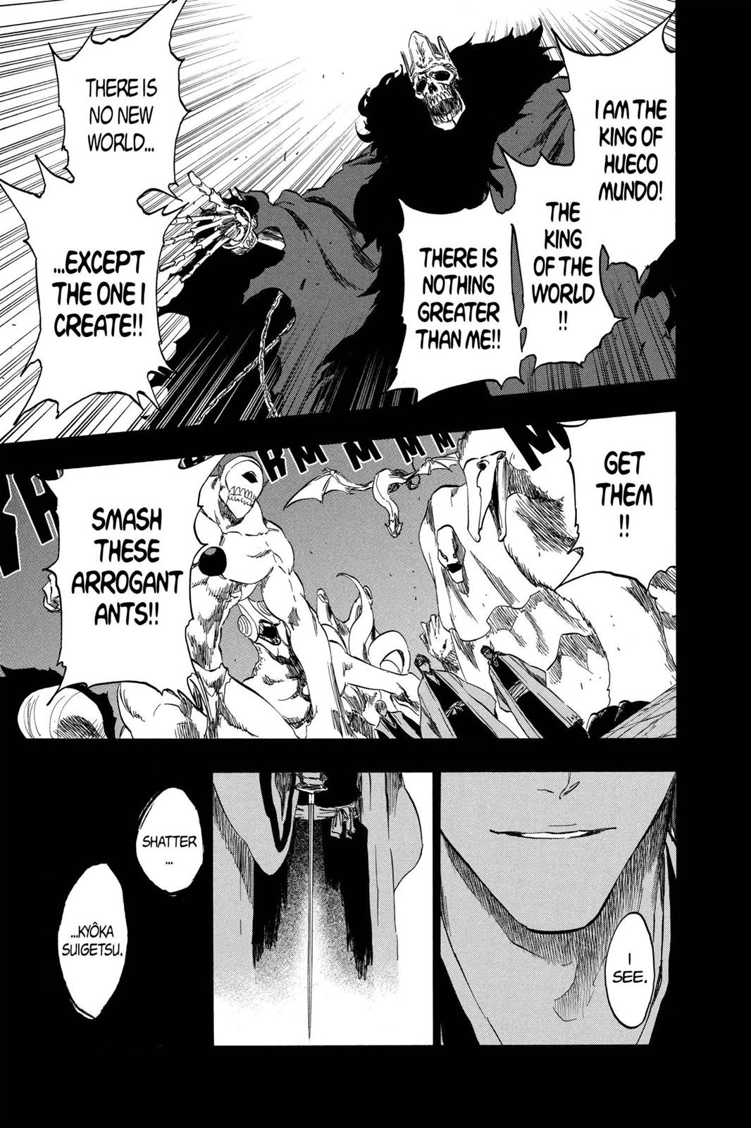 Bleach, Chapter 371 image 011