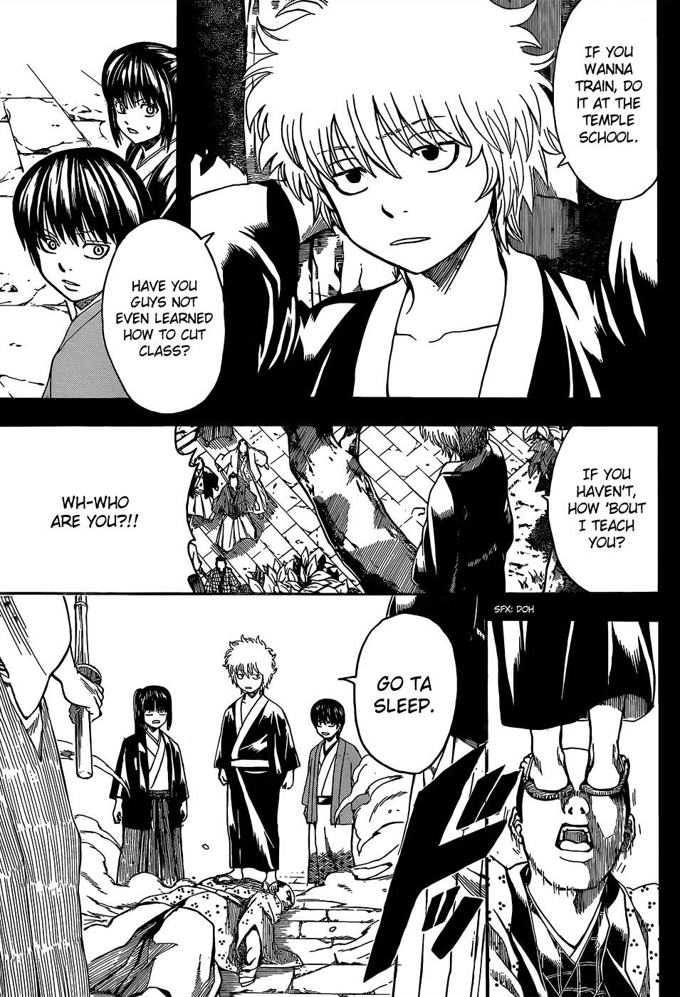 Gintama Chapter, 516 image 017