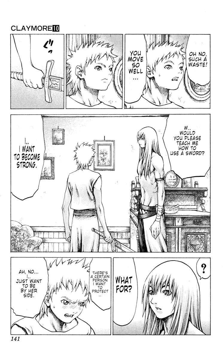 Claymore, Chapter 56 image 006