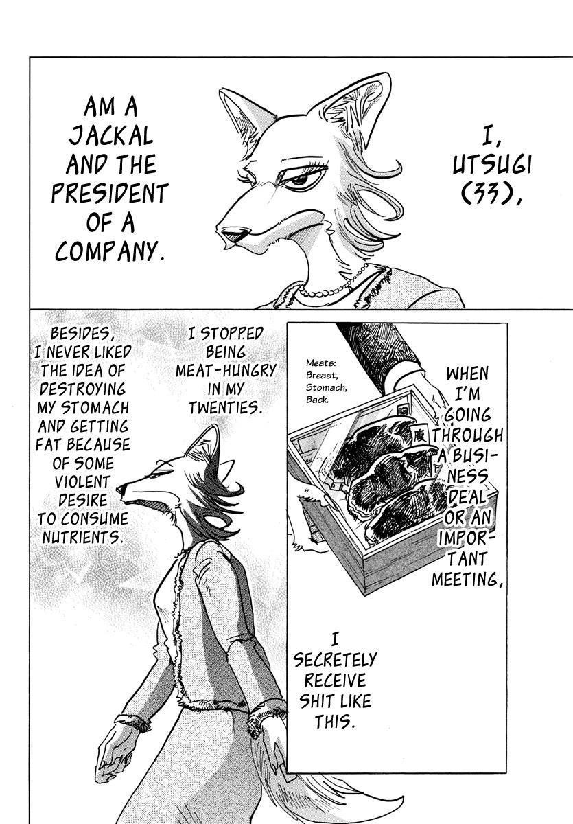 Beastars Manga, Chapter 127 image 002