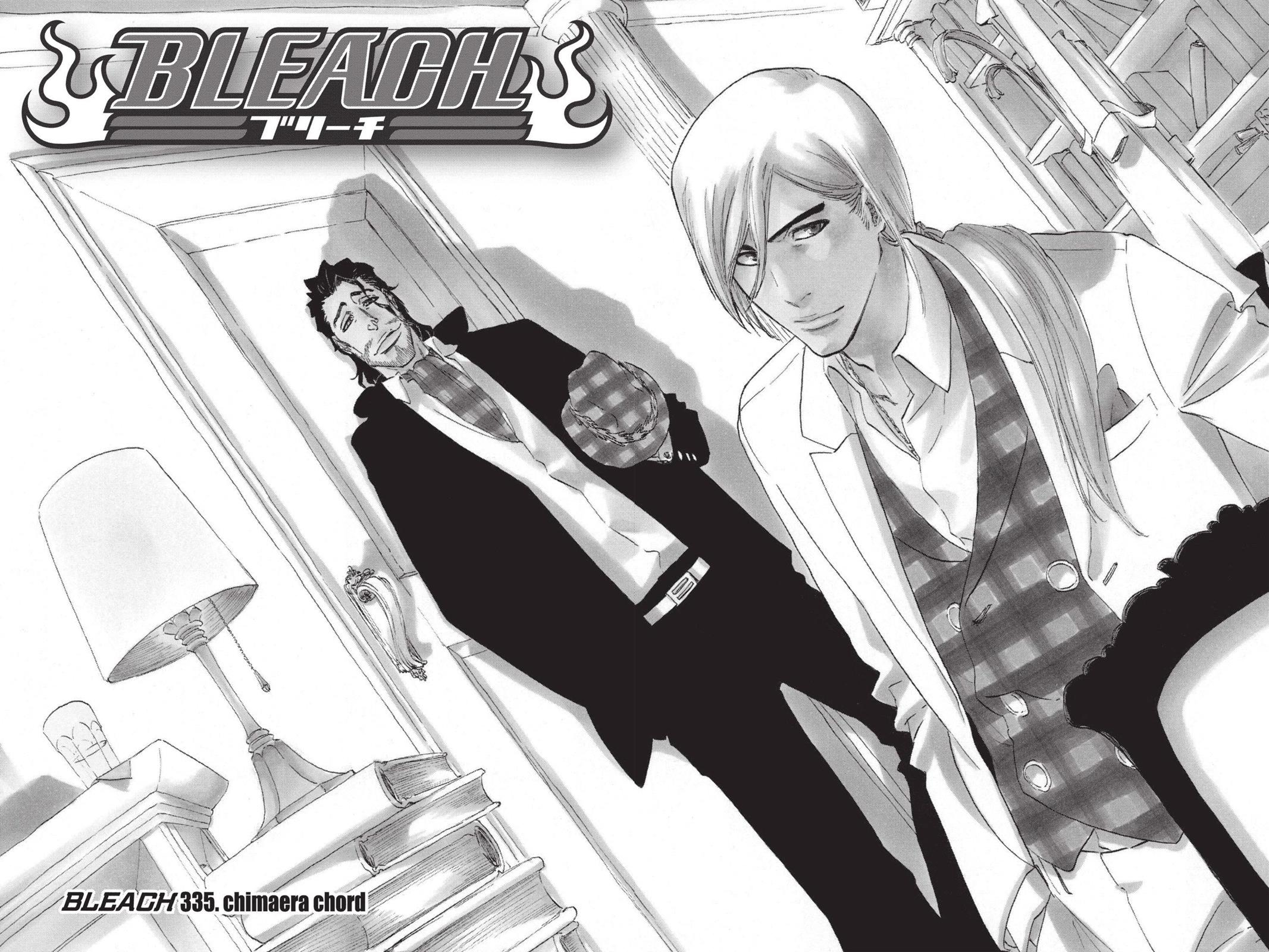 Bleach, Chapter 335 image 002