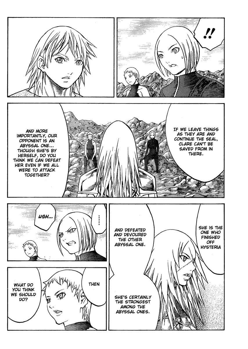 Claymore, Chapter 127 image 011
