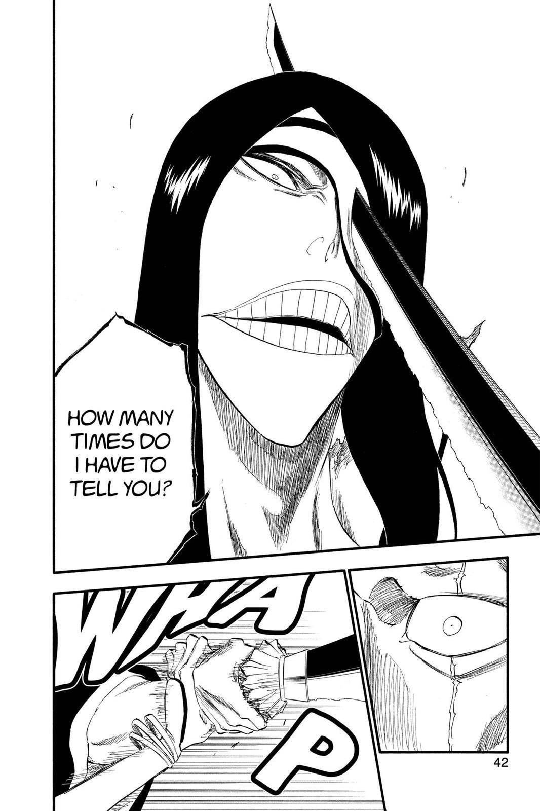 Bleach, Chapter 307 image 016