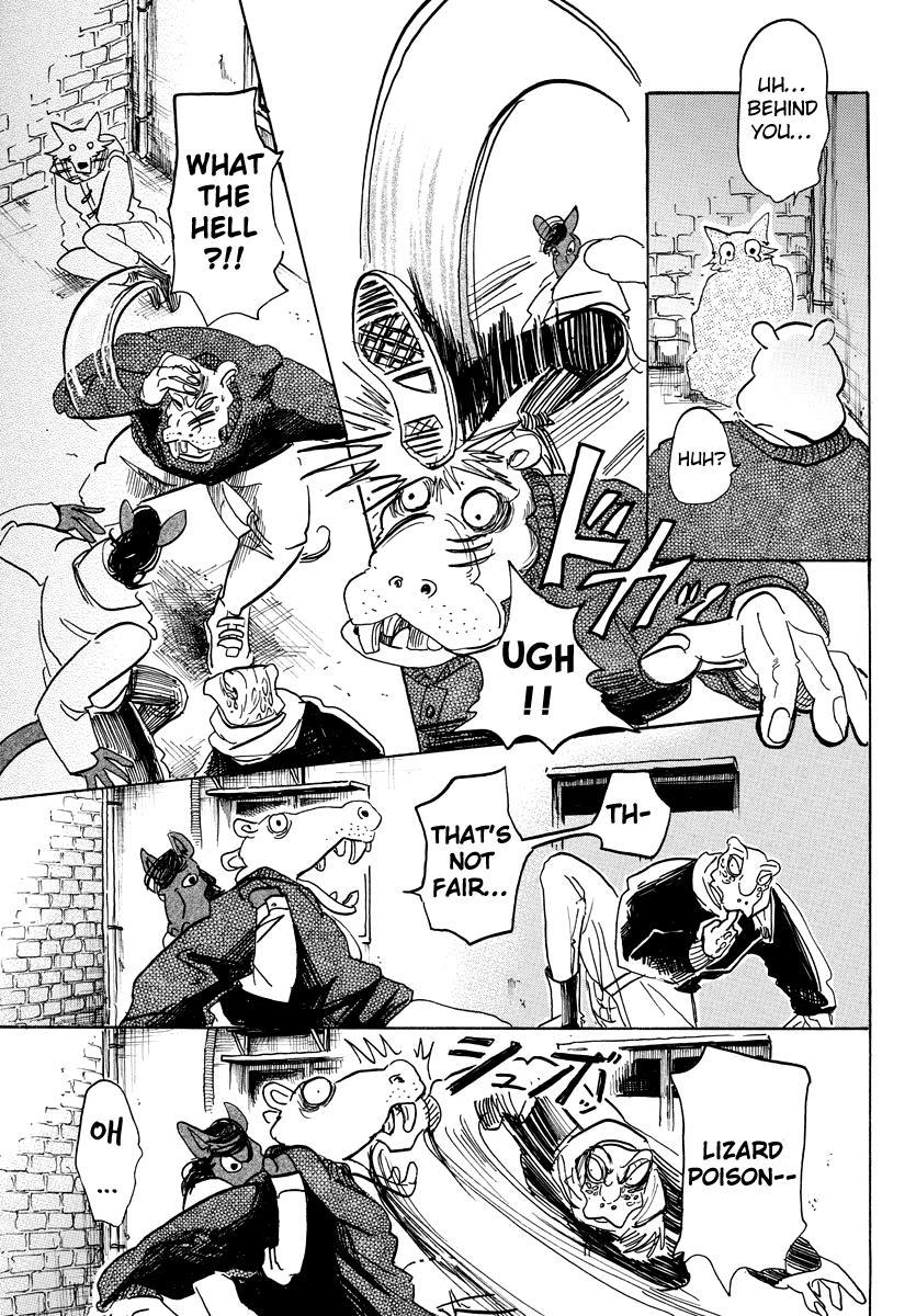 Beastars Manga, Chapter 103 image 009