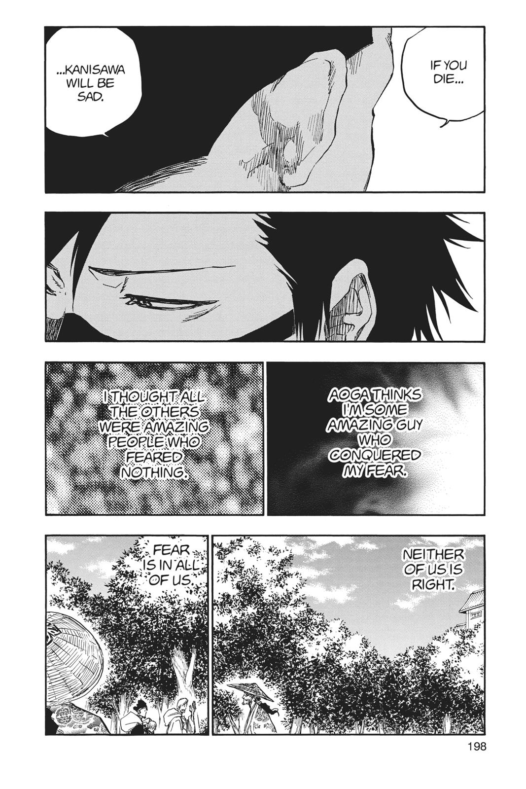 Bleach, Chapter 642 image 024