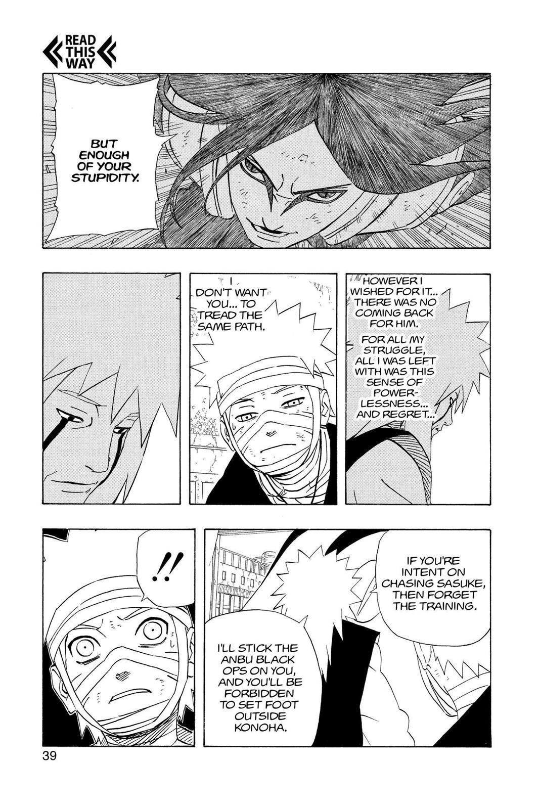 Naruto, Chapter 237 image 013