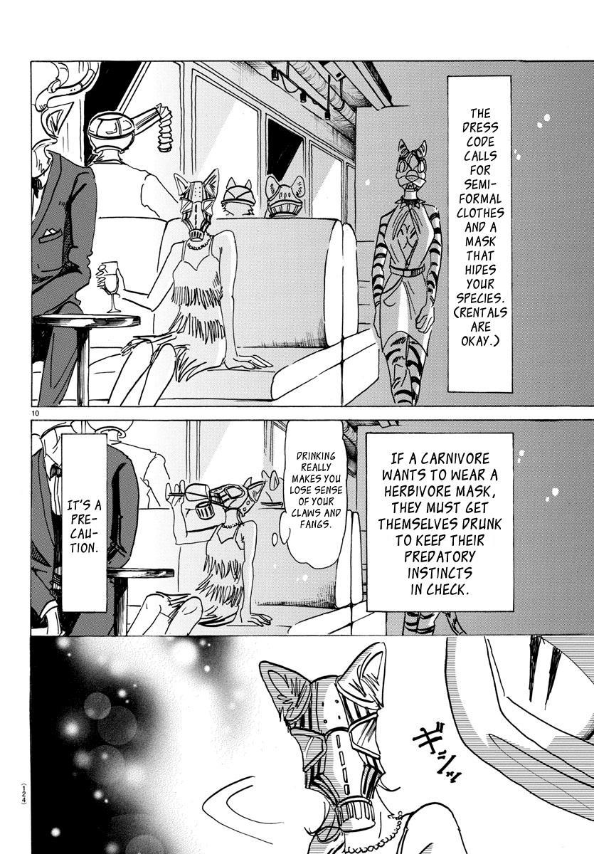 Beastars Manga, Chapter 127 image 009