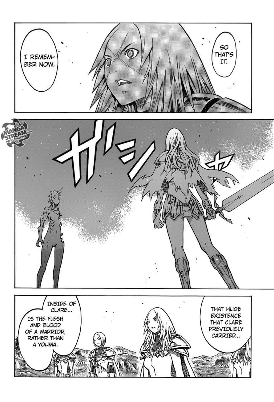 Claymore, Chapter 151 image 029