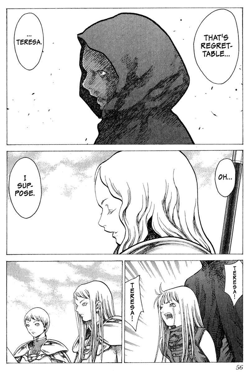Claymore, Chapter 17 image 016