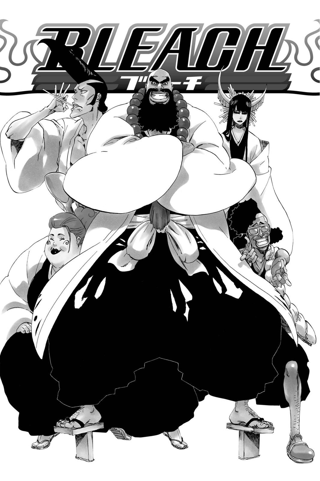 Bleach, Chapter 517 image 001