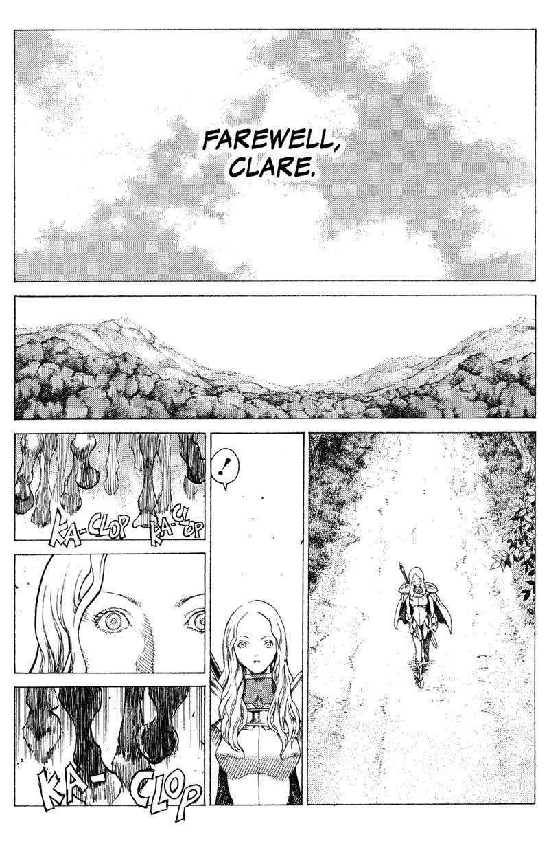 Claymore, Chapter 16 image 020
