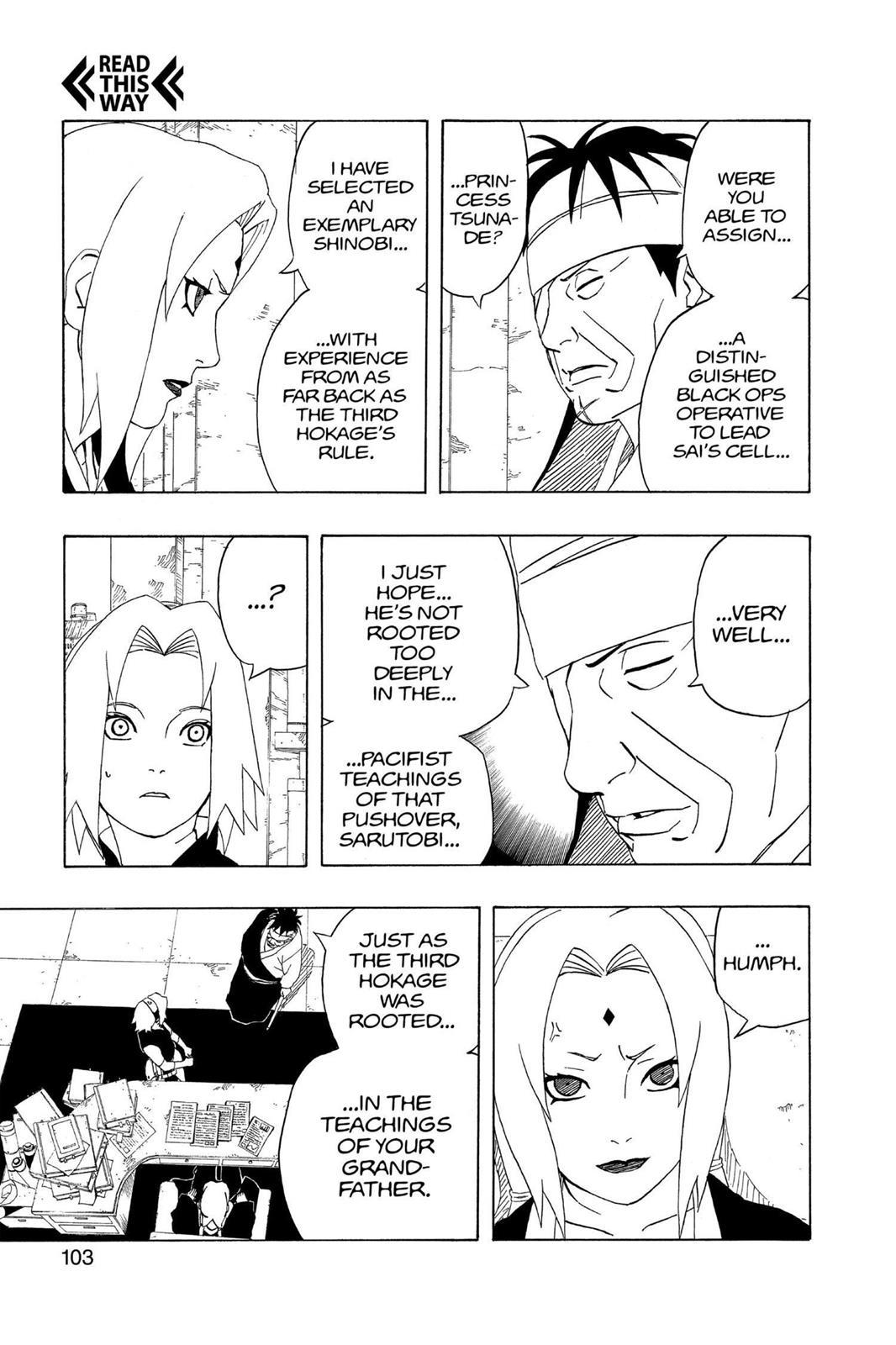 Naruto, Chapter 285 image 015