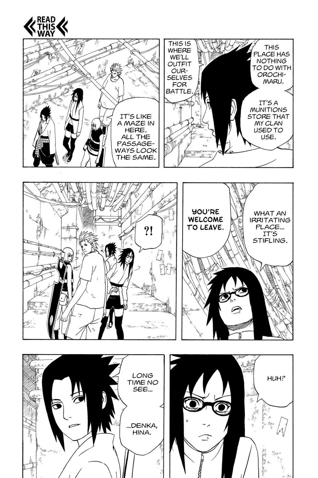 Naruto, Chapter 354 image 005