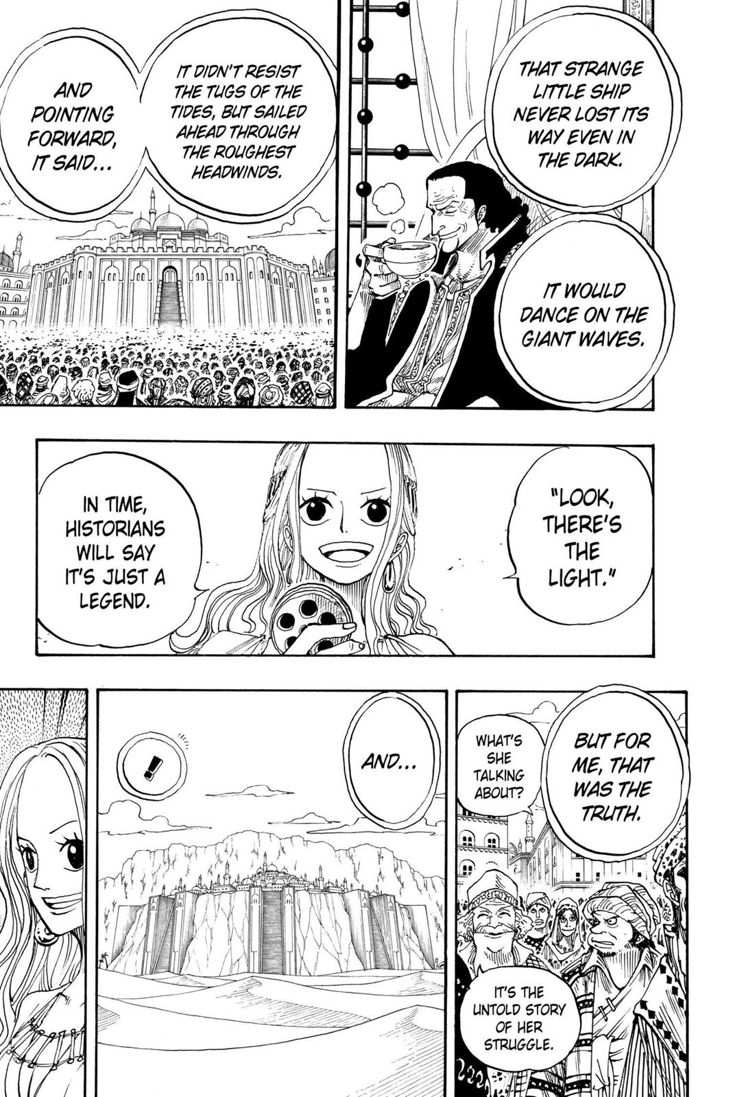 One Piece, Chapter 216 image 009