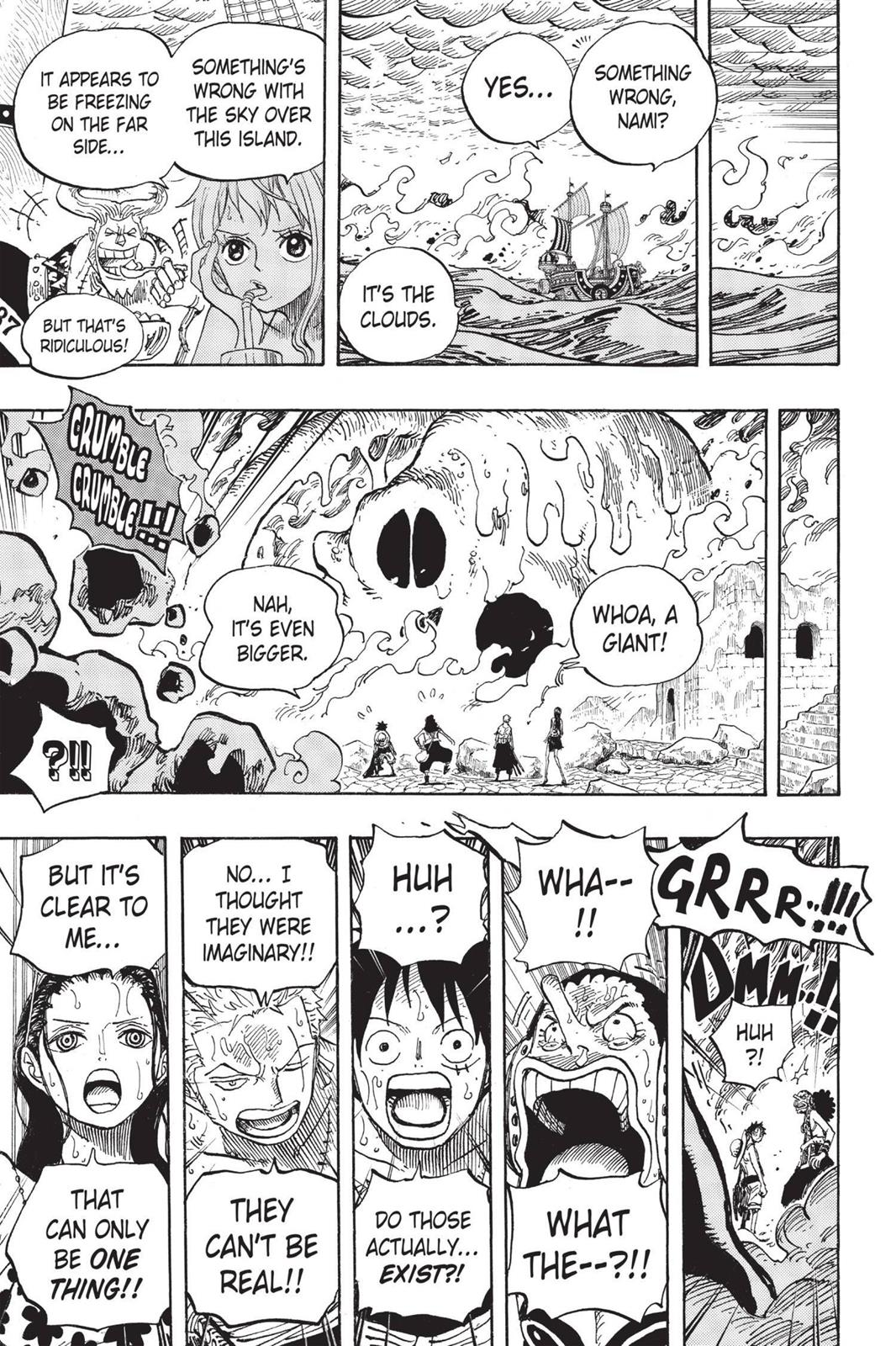 One Piece, Chapter 655 image 017