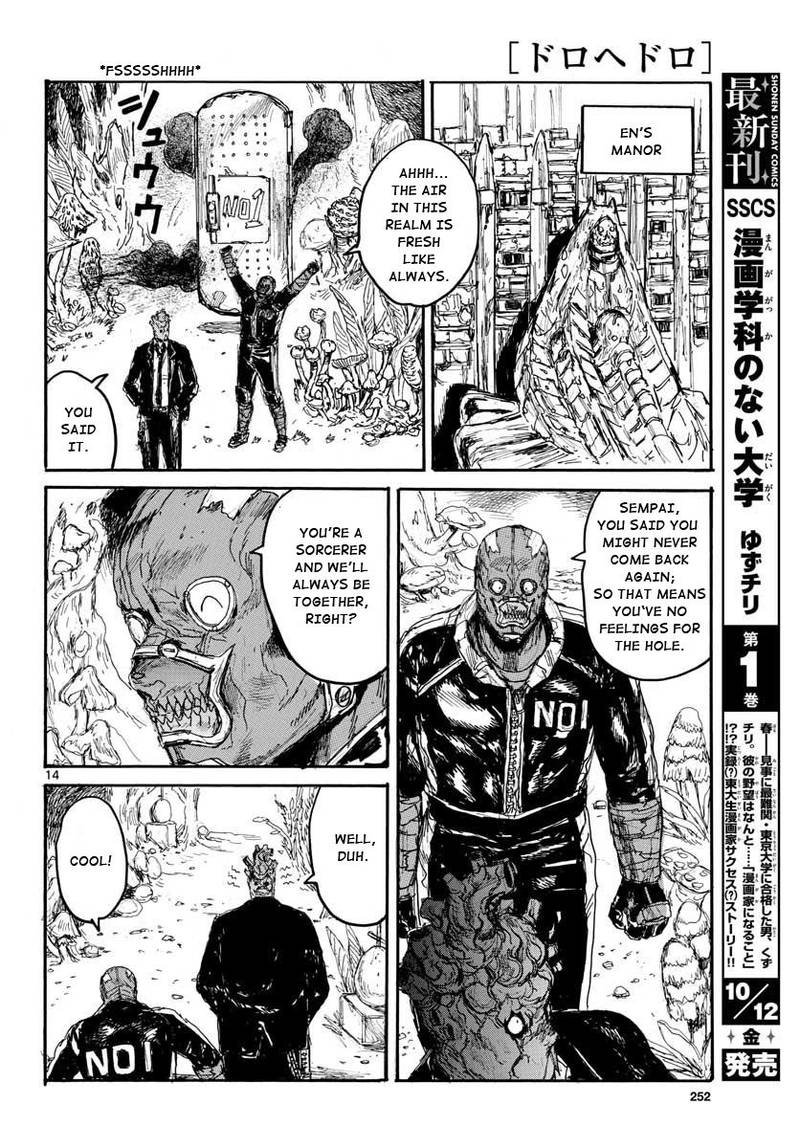 Dorohedoro, Chapter 167 image 013