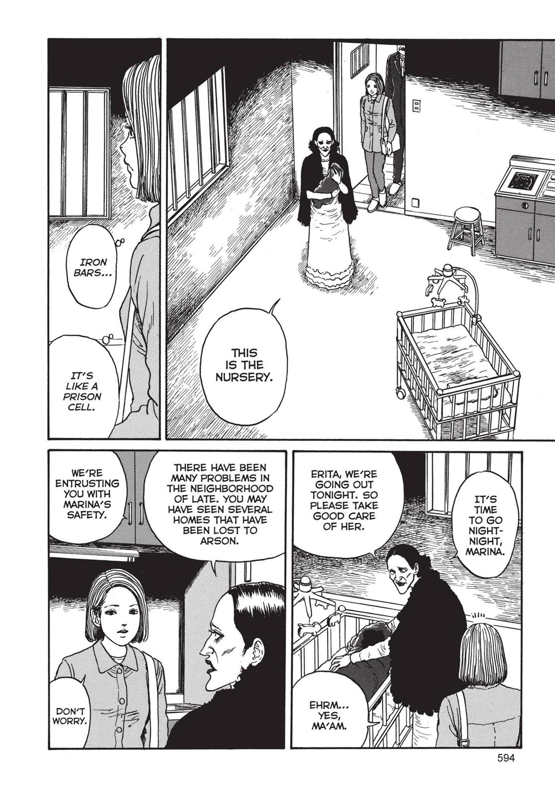 Tomie, Chapter 16 image 004