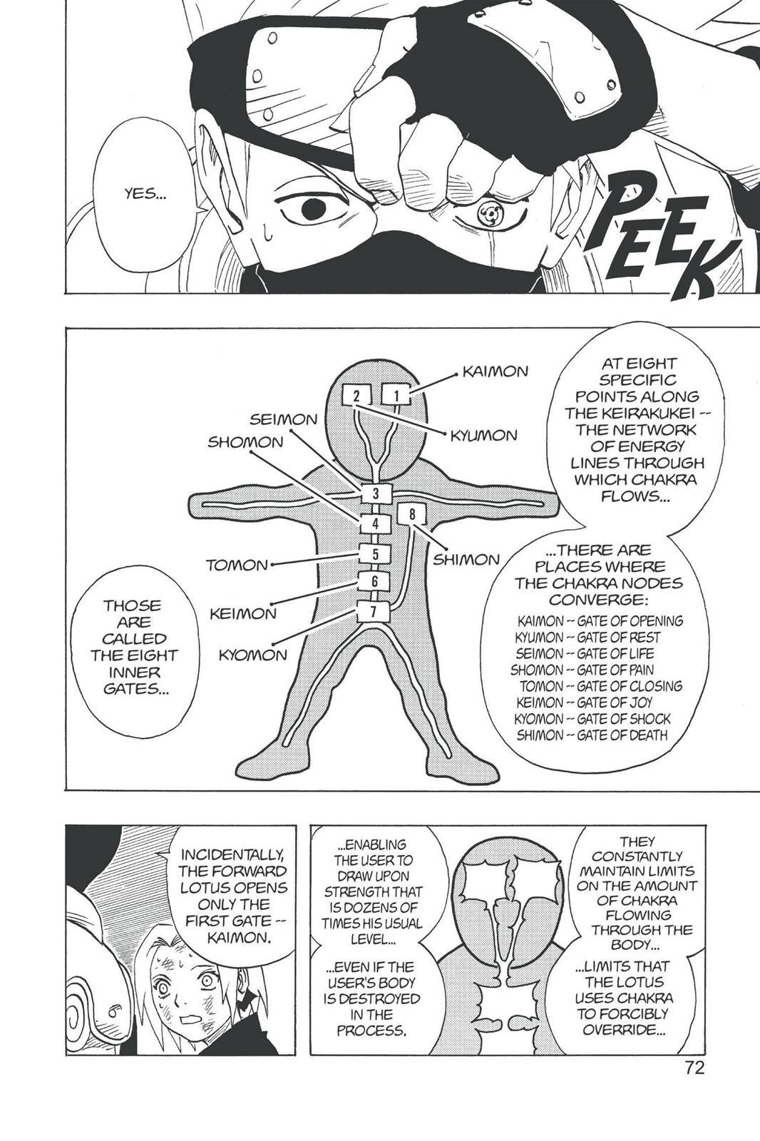 Naruto, Chapter 85 image 008