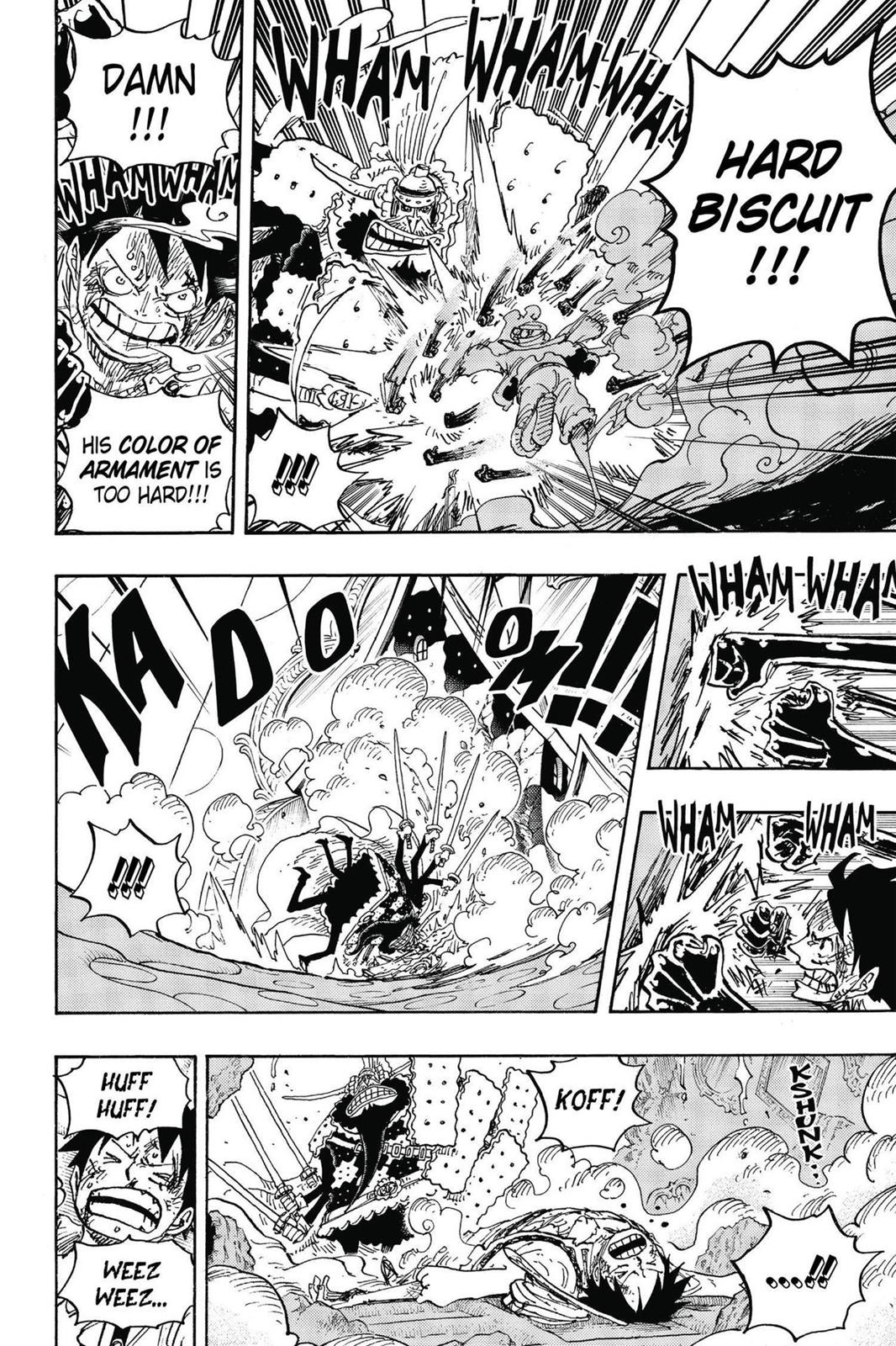 One Piece, Chapter 837 image 013