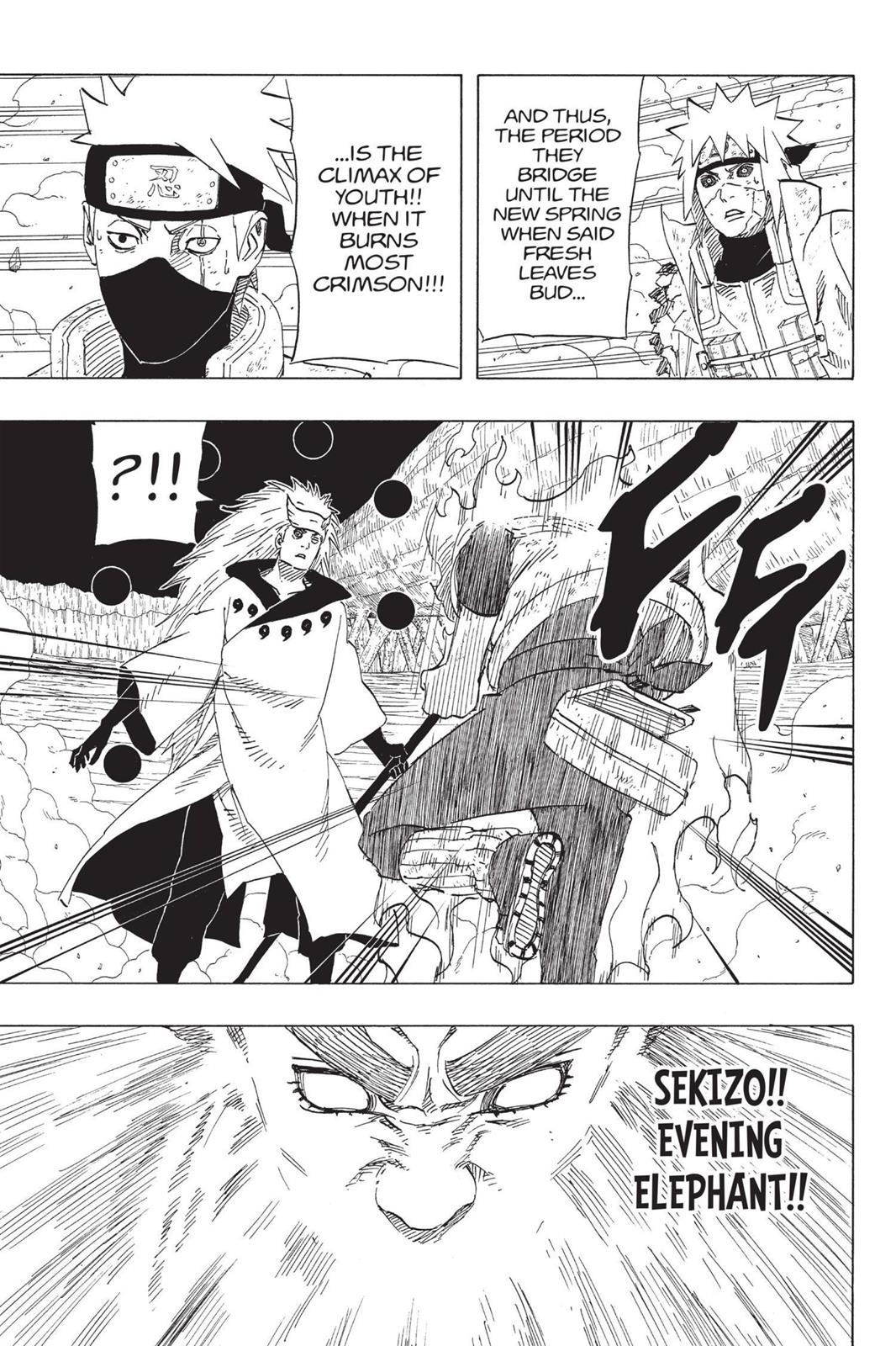 Naruto, Chapter 668 image 016