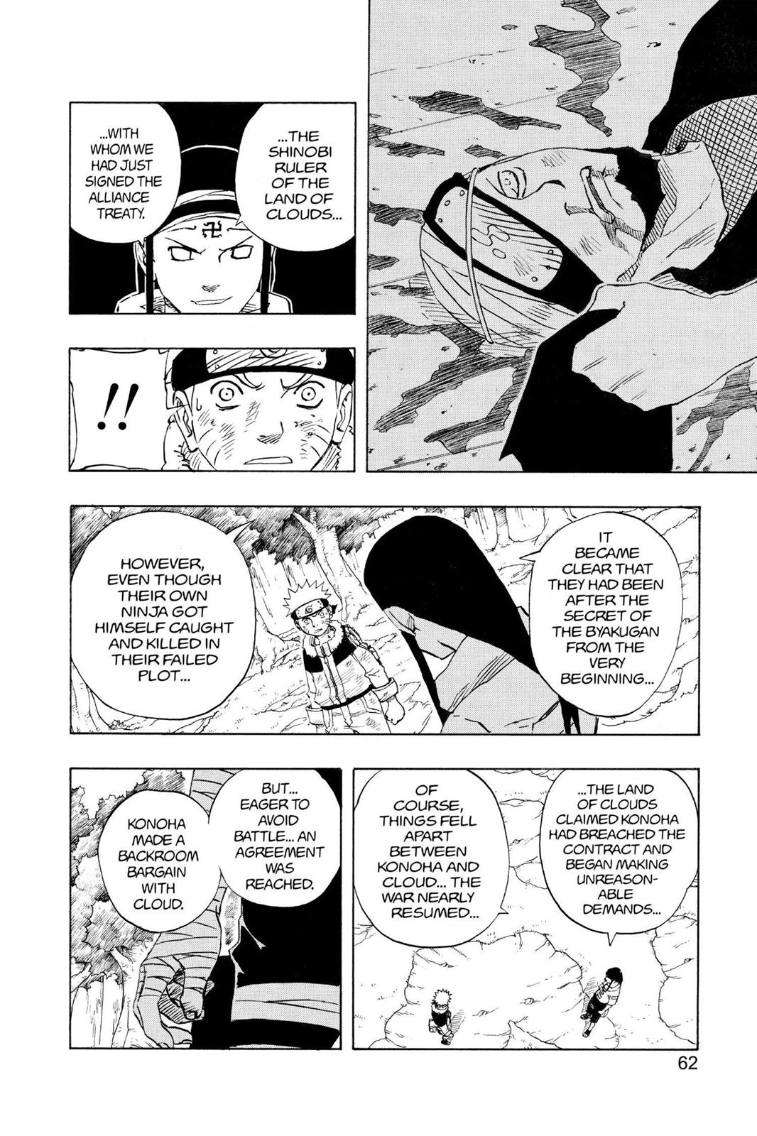 Naruto, Chapter 102 image 016