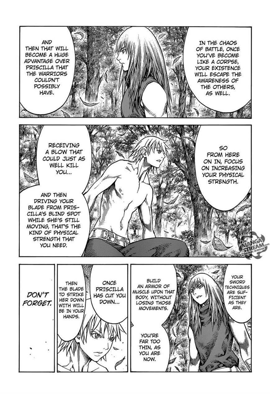 Claymore, Chapter 148 image 003
