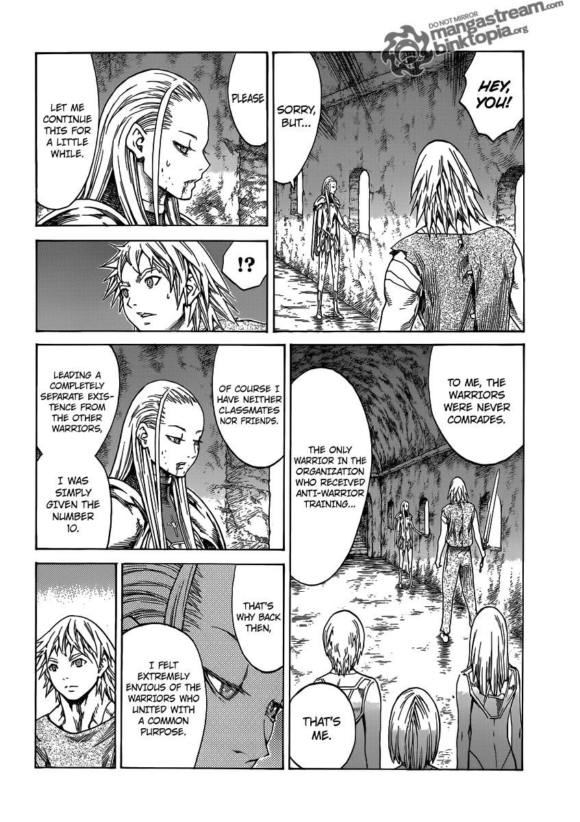 Claymore, Chapter 118 image 014