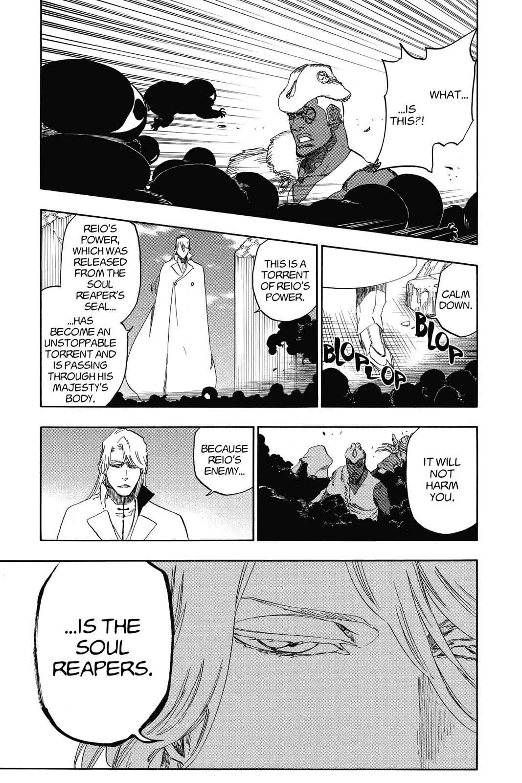 Bleach, Chapter 621 image 008