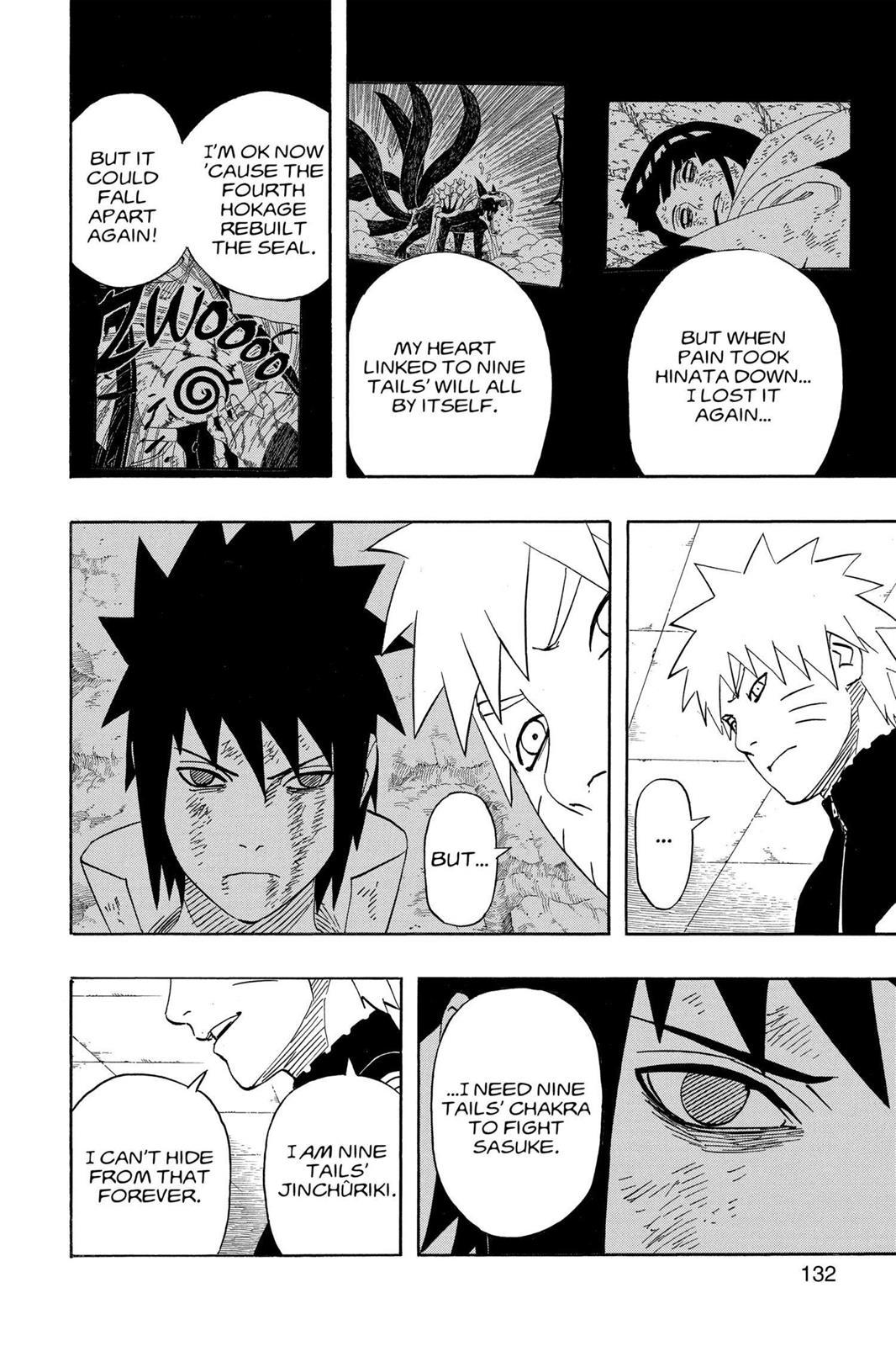 Naruto, Chapter 490 image 014
