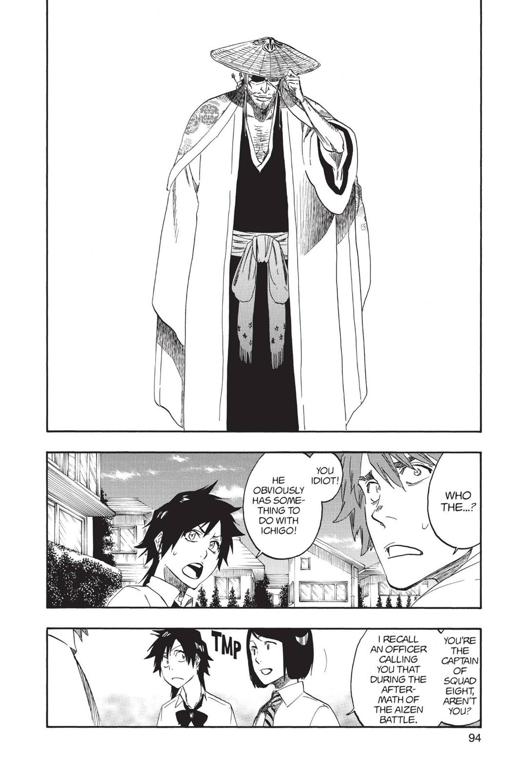 Bleach, Chapter 545 image 016