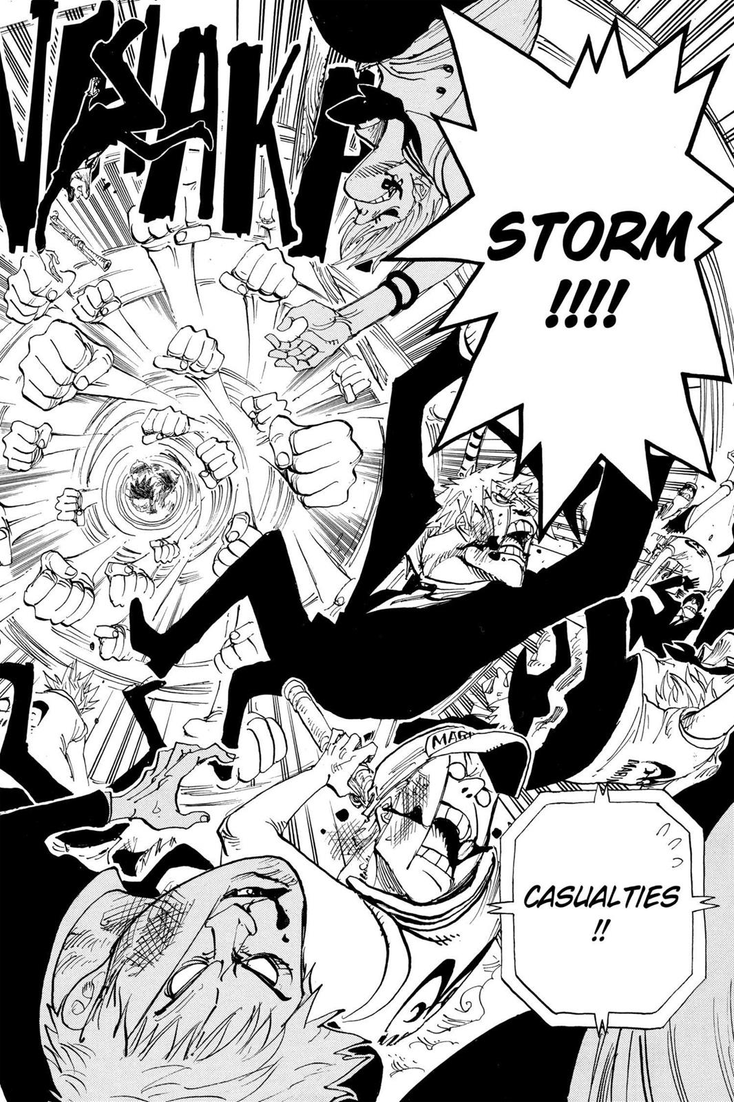 One Piece, Chapter 378 image 023