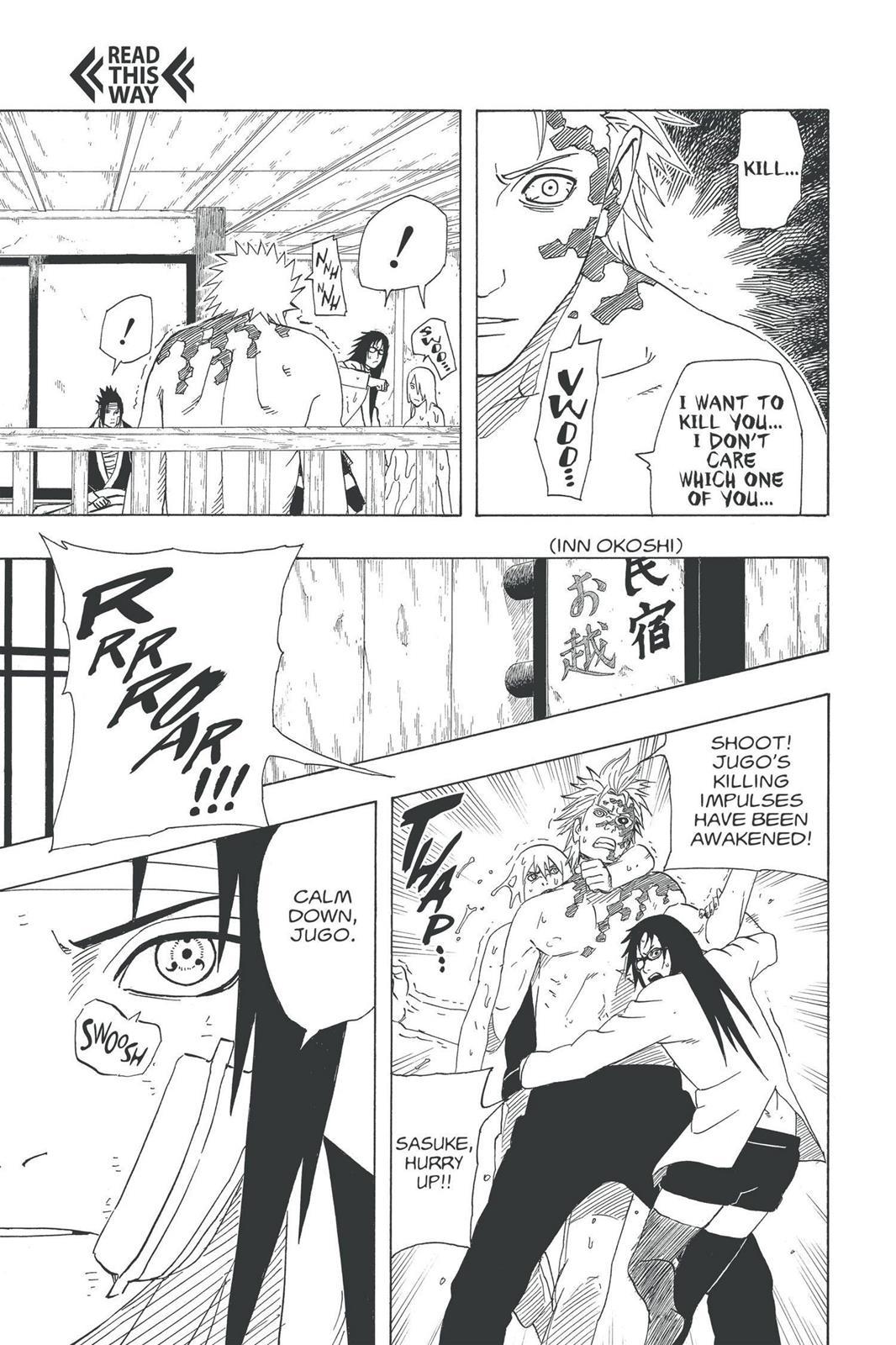 Naruto, Chapter 364 image 007