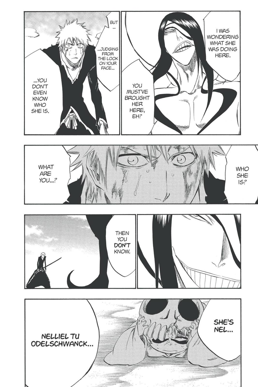 Bleach, Chapter 289 image 019