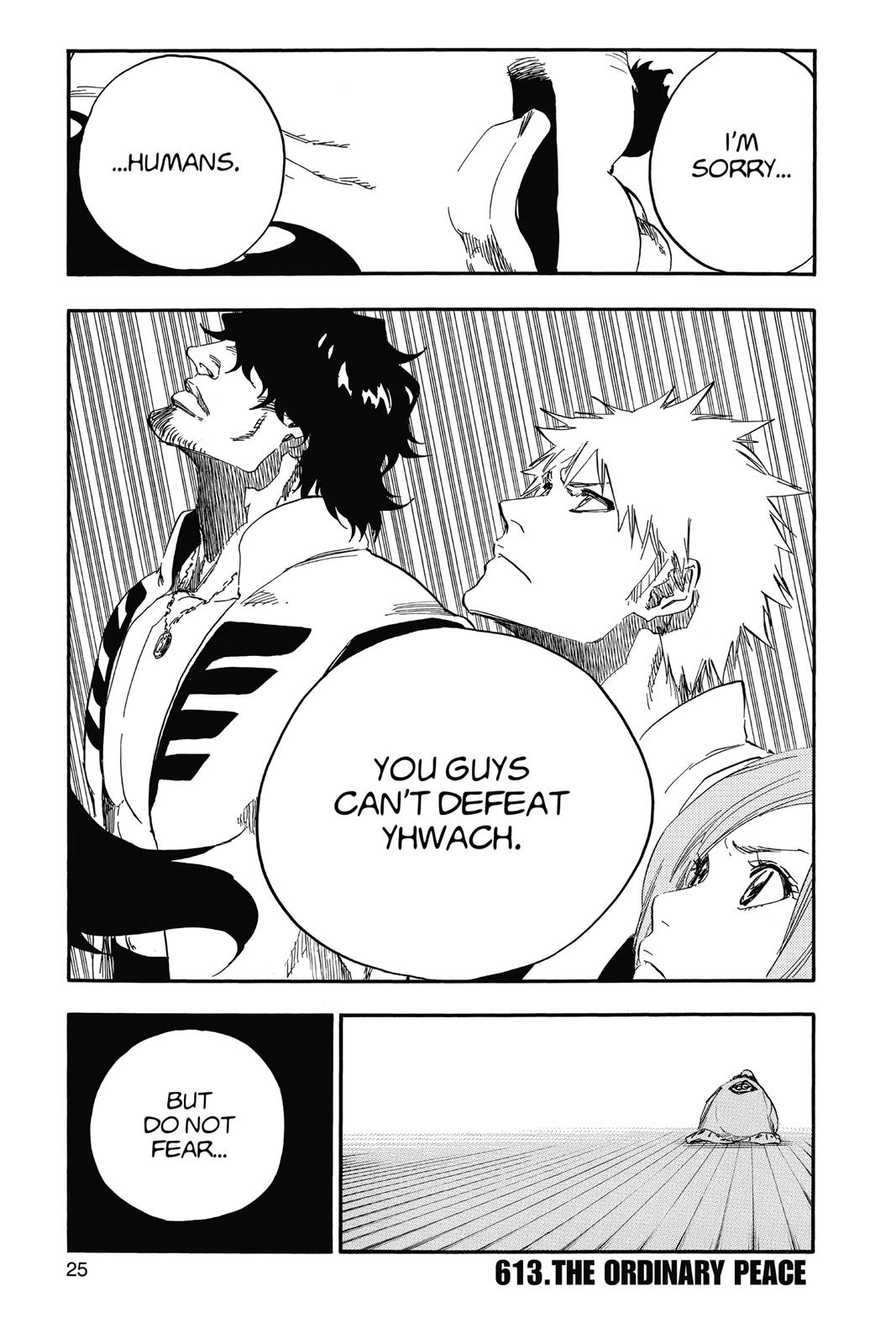Bleach, Chapter 613 image 001