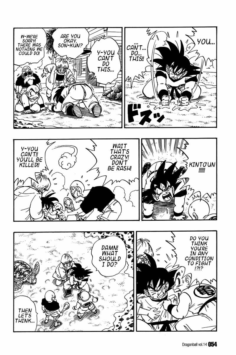 Dragon Ball, Chapter 198 image 005