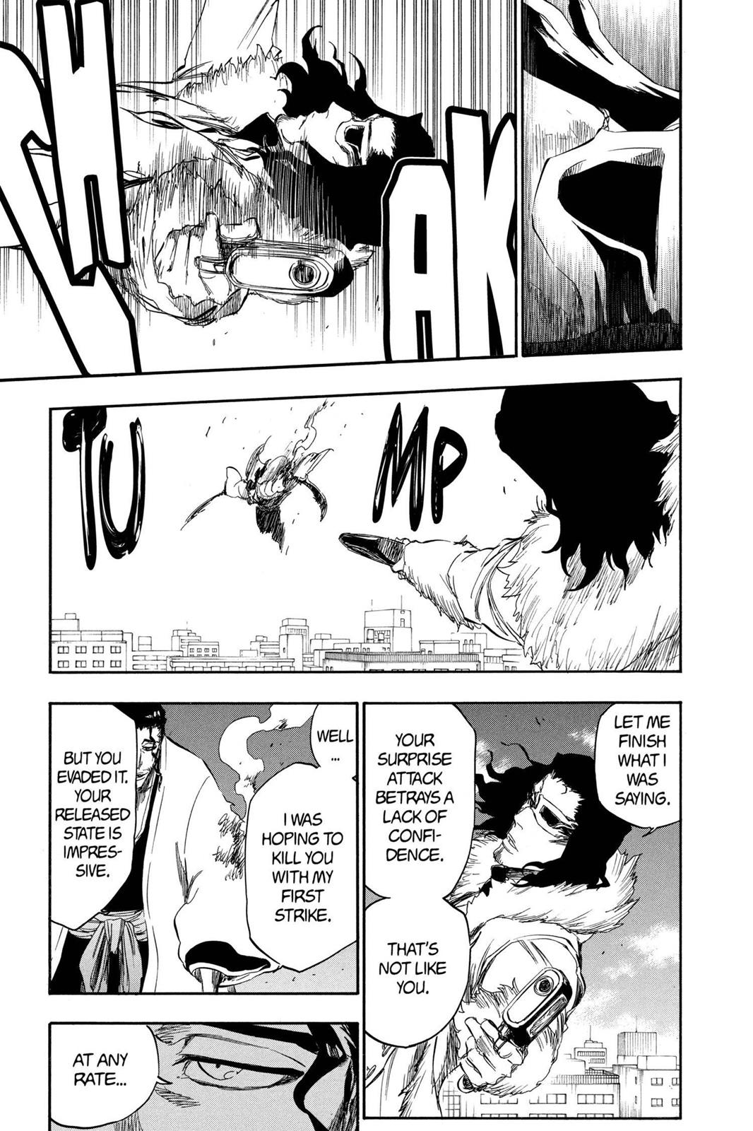 Bleach, Chapter 362 image 011