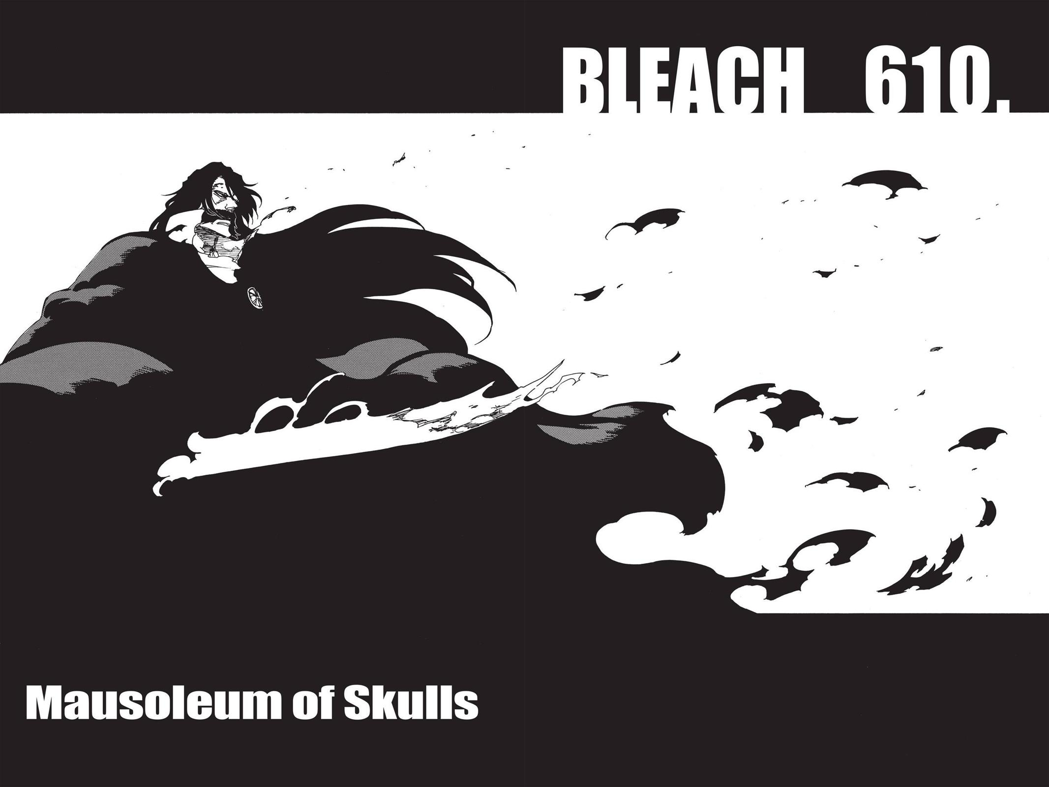 Bleach, Chapter 610 image 004