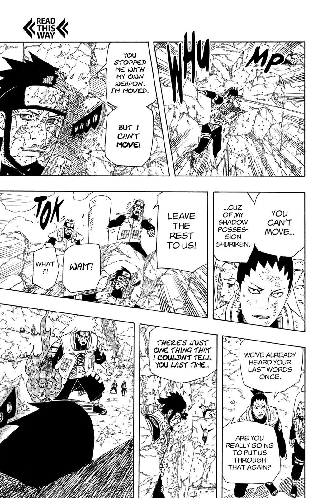 Naruto, Chapter 534 image 008
