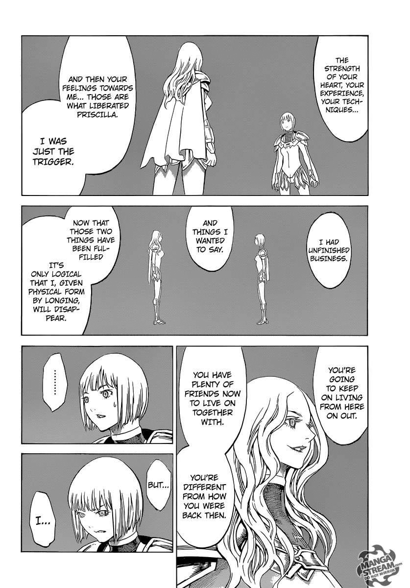 Claymore, Chapter 155 image 009